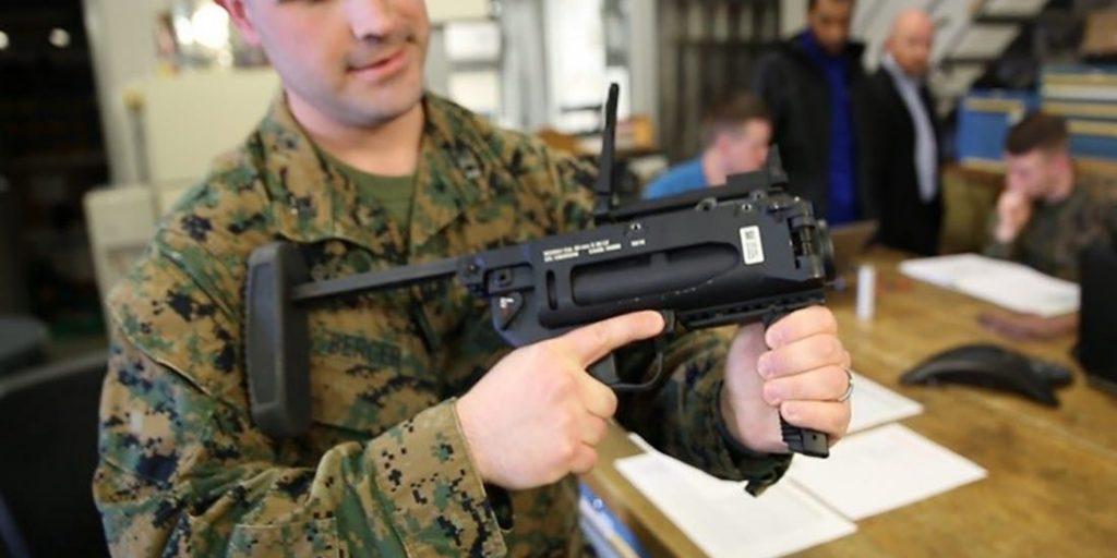 M320A1 Grenade Launcher