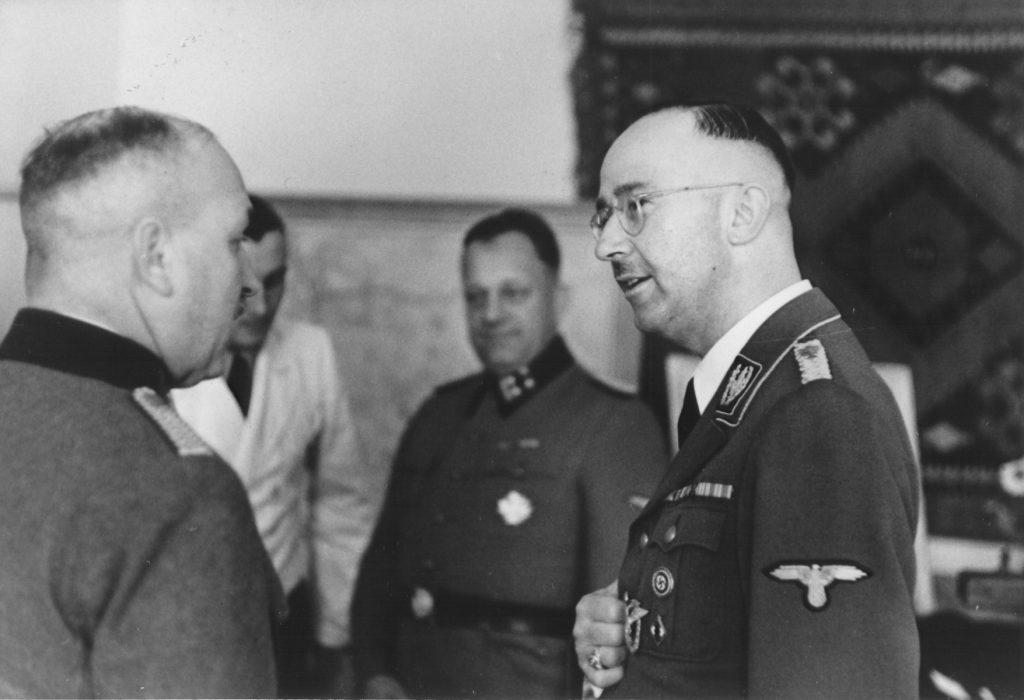 Heinrich Himmler in Ukraine