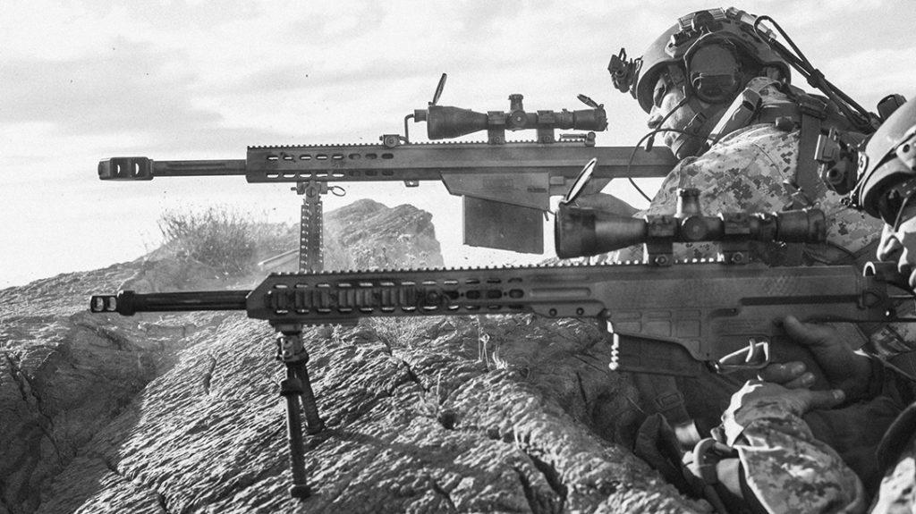 Barrett MRAD Rifle
