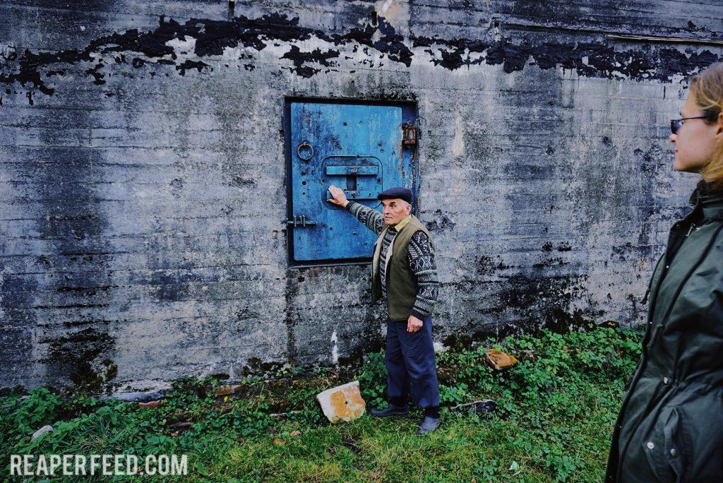 Hegewald Bunker, Ukraine