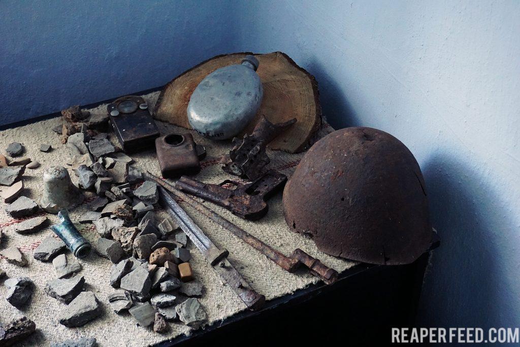 WW2 relics
