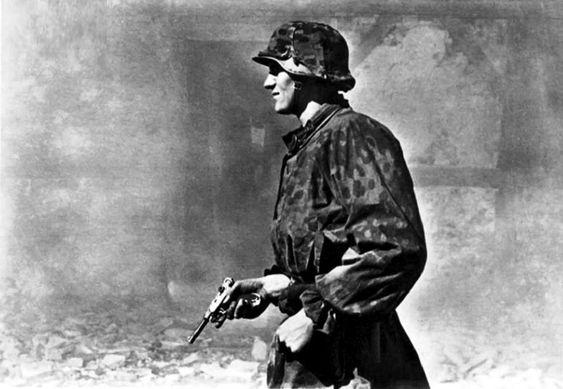 Waffen SS at War