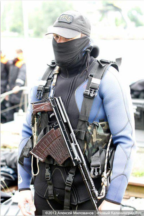 APS Underwater Assault Rifle