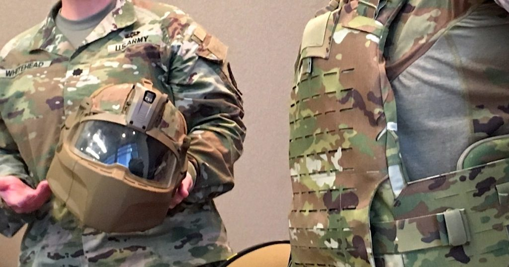 Integrated Head Protective System (IHPS)