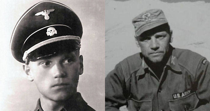 Laurie Torni former Waffen SS officer