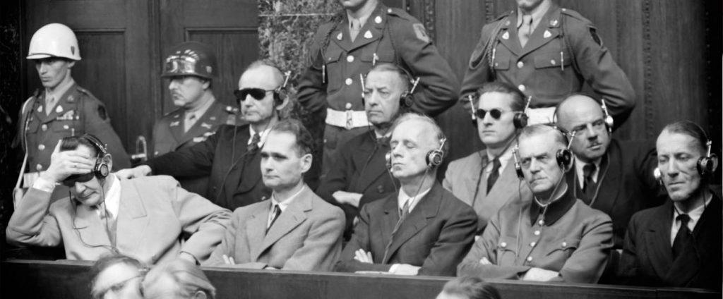 Nuremberg Trial photo