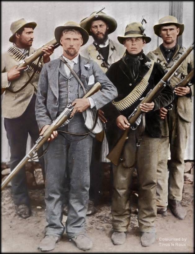 Boer Guerrillas