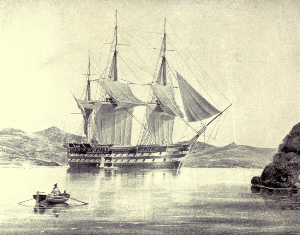 In the 19th Century, Royal Navy ship names were designed to rule the waves and cast fear into various enemies on cruel seas around the world.