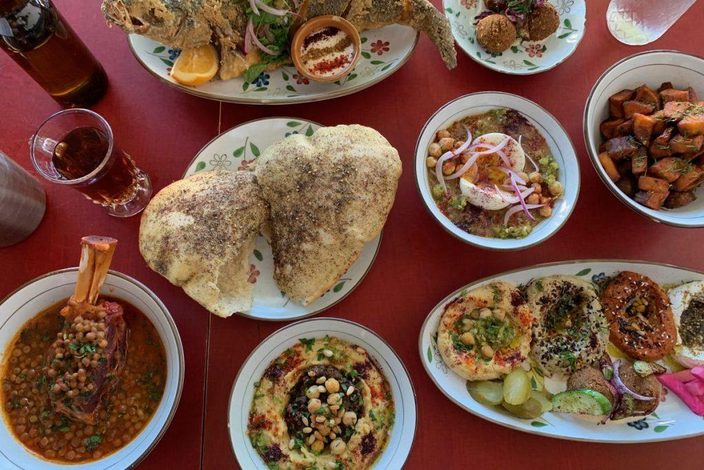 Street Food in Iraq