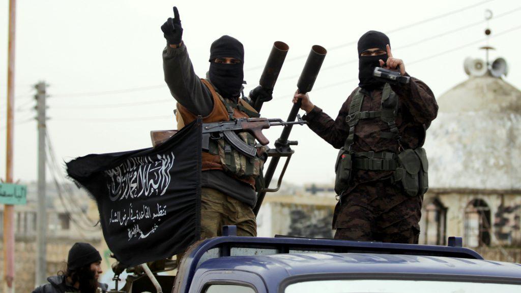 street food ISIS