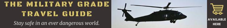 military grade travel guide incursion