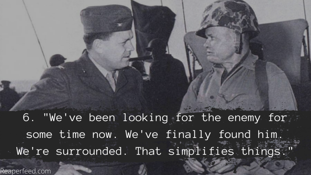 top 10 Chesty Puller Quotes
