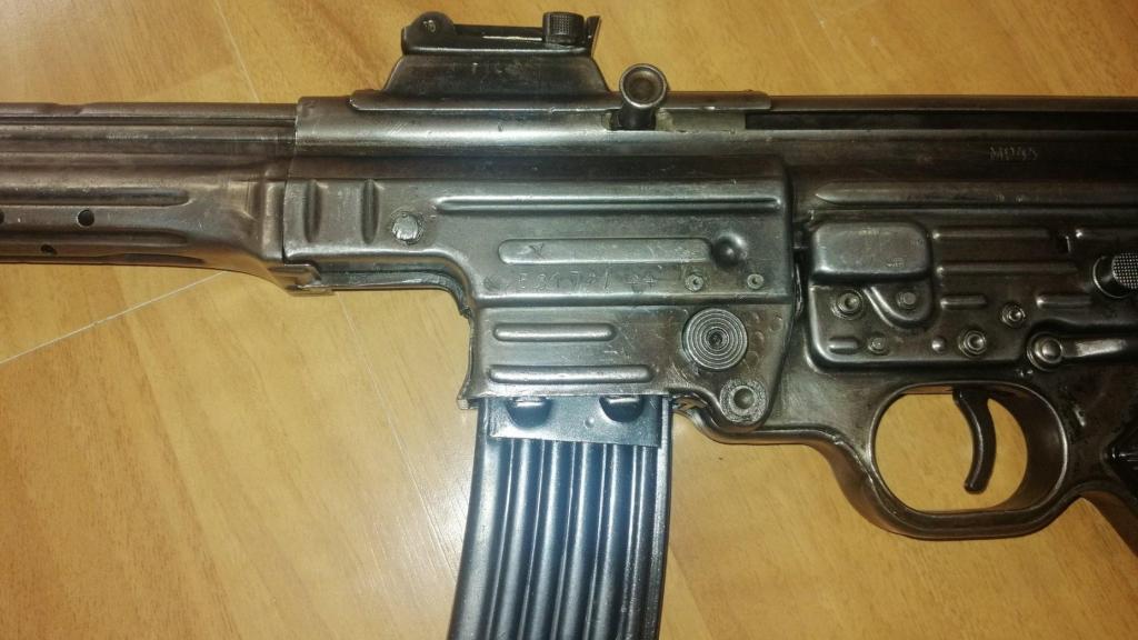 mp-44 eoka in cyprus