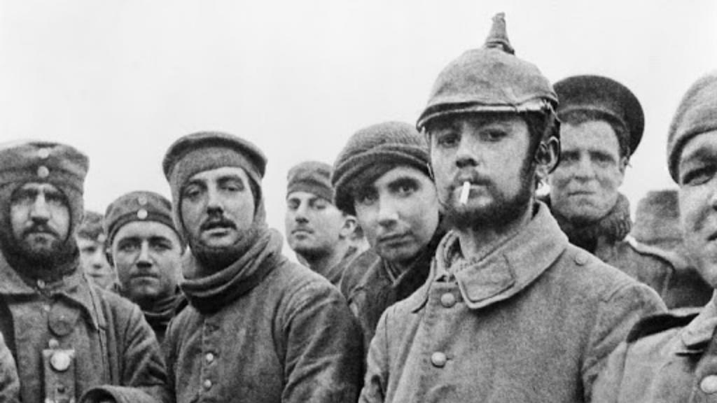 Tobacco in modern warfare