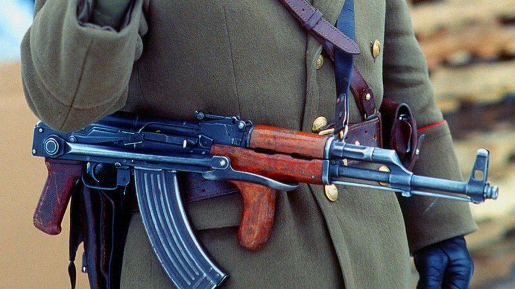 Romanian AK