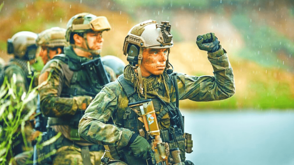 reconhunter popular military podcasts
