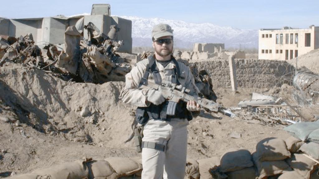 John Chapman Medal of Honor warfighter