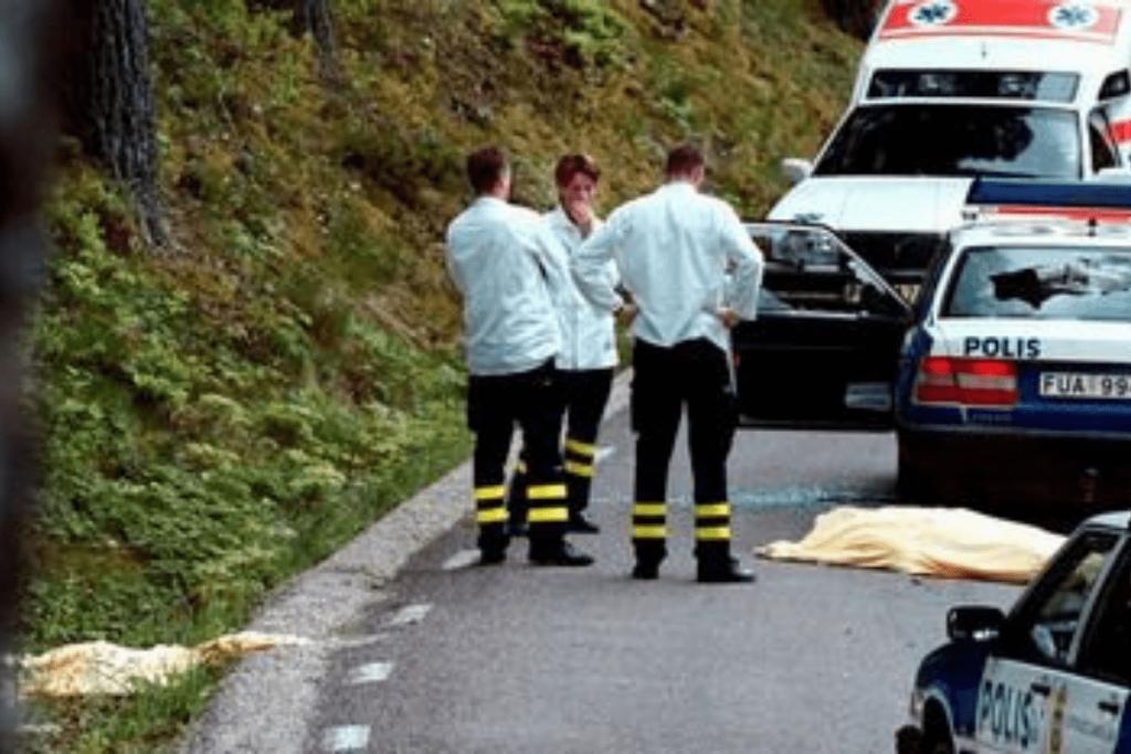 A Half Swedish Half black Neo-Nazi Mercenary, War Criminal & Cop Killer