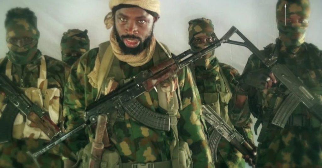 Nigerian Troops Run Over a Cornered Boko Haram Terrorist With an APC