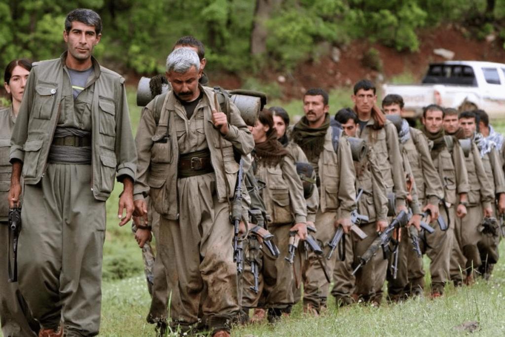 PKK Brutally Ambush Turkish soldiers With Machine Guns & RPGs