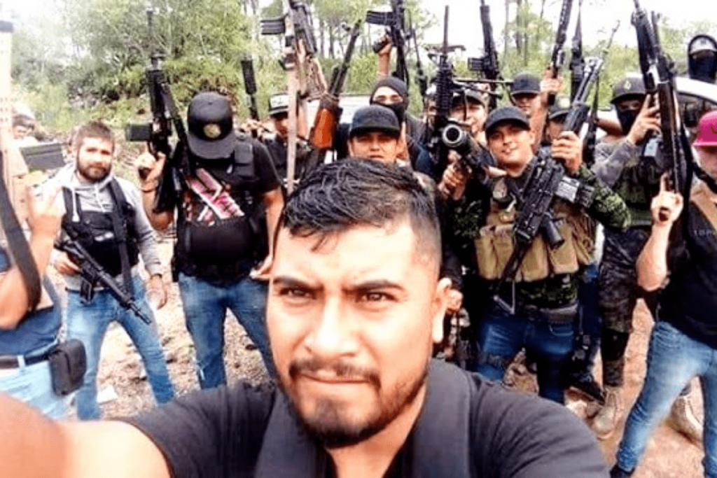 Corpses Sprayed With Rounds in Mexican Cartel Shootout