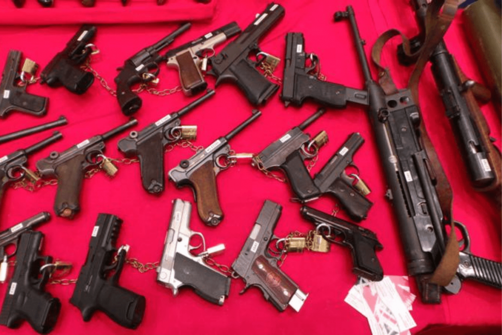The 5 Best Arms and Militaria Fairs in the UK