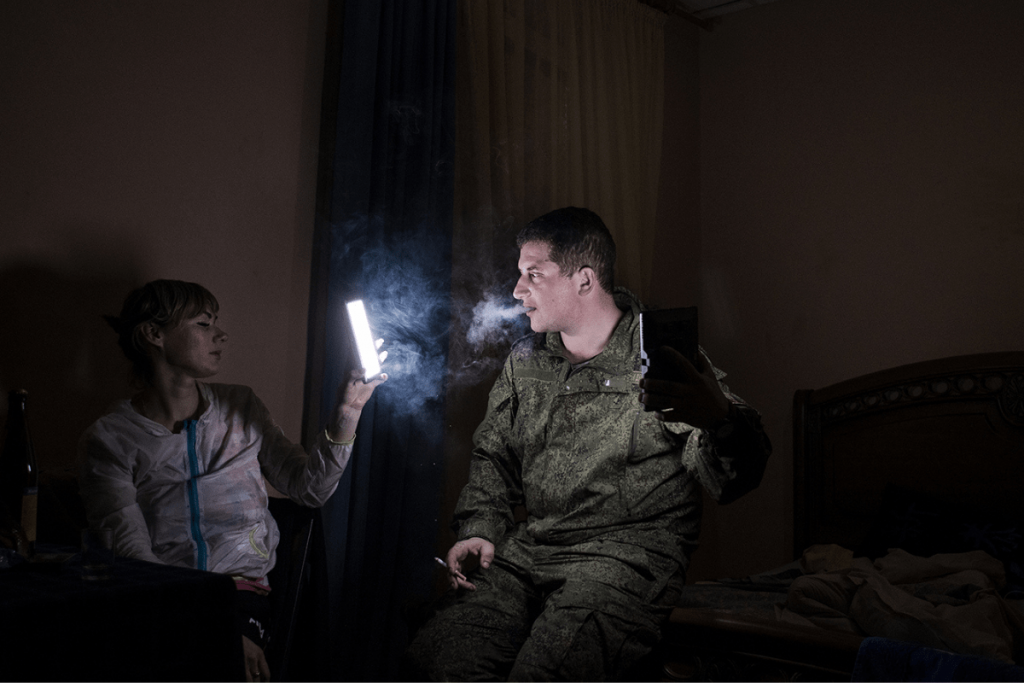 Life on a Knife's Edge - Women in the Donetsk People's Republic