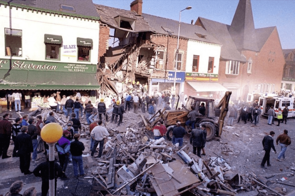 Shankhill road bombing
