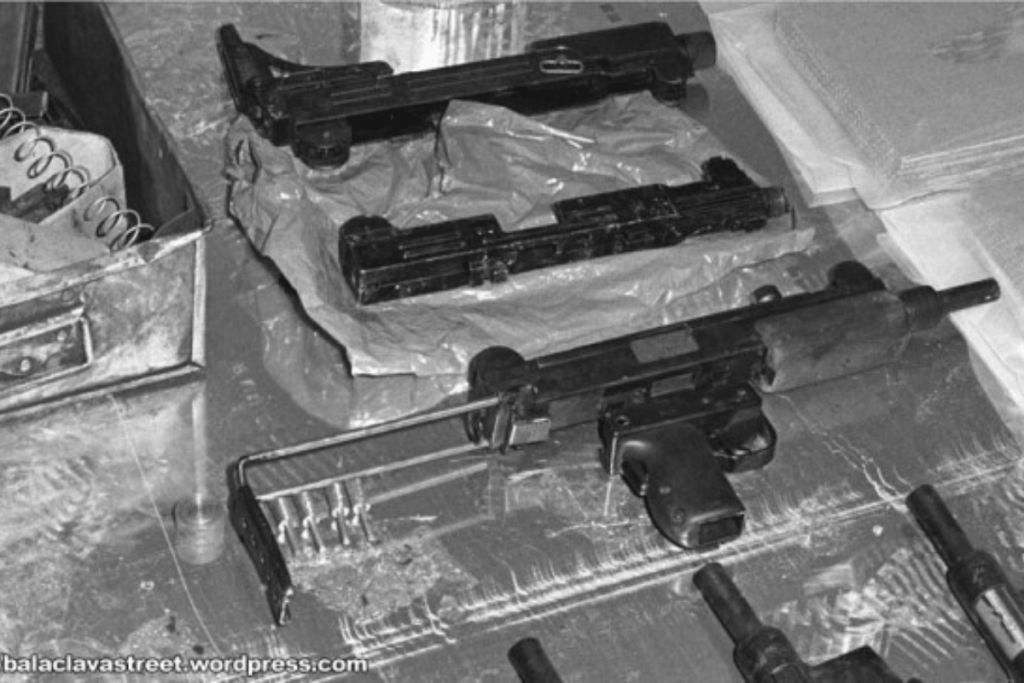 Loyalist Arms - 5 Homemade Weapons From The Troubles