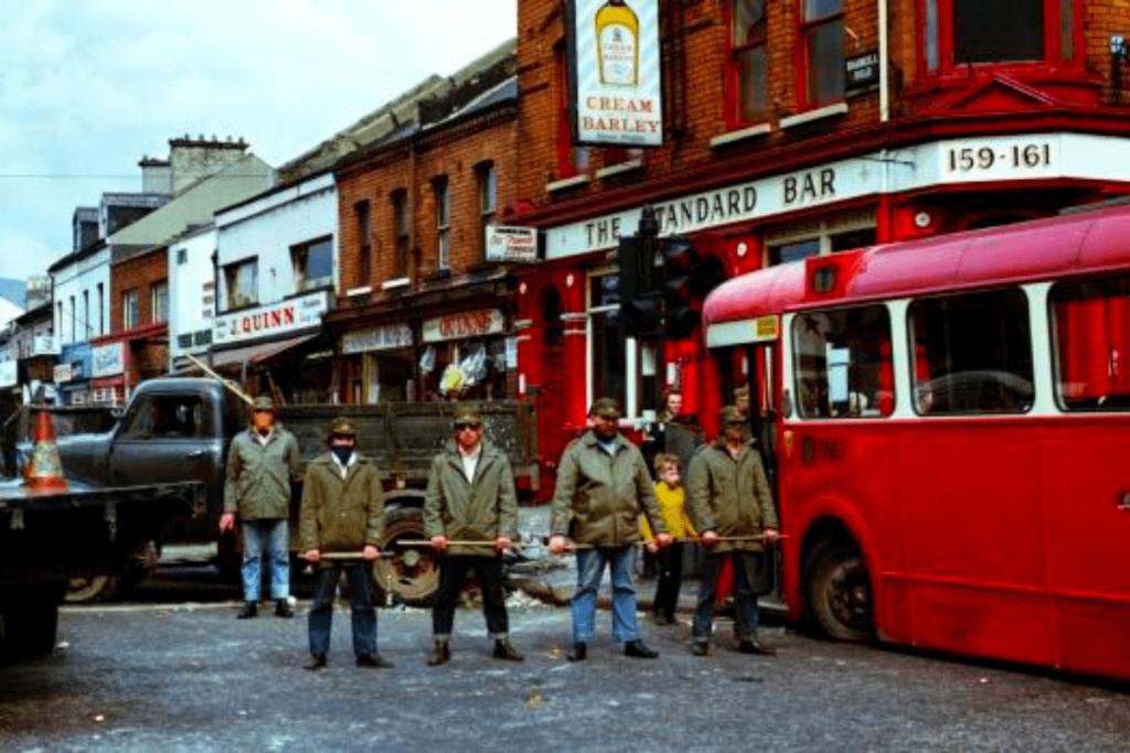 Tartan Army Belfast