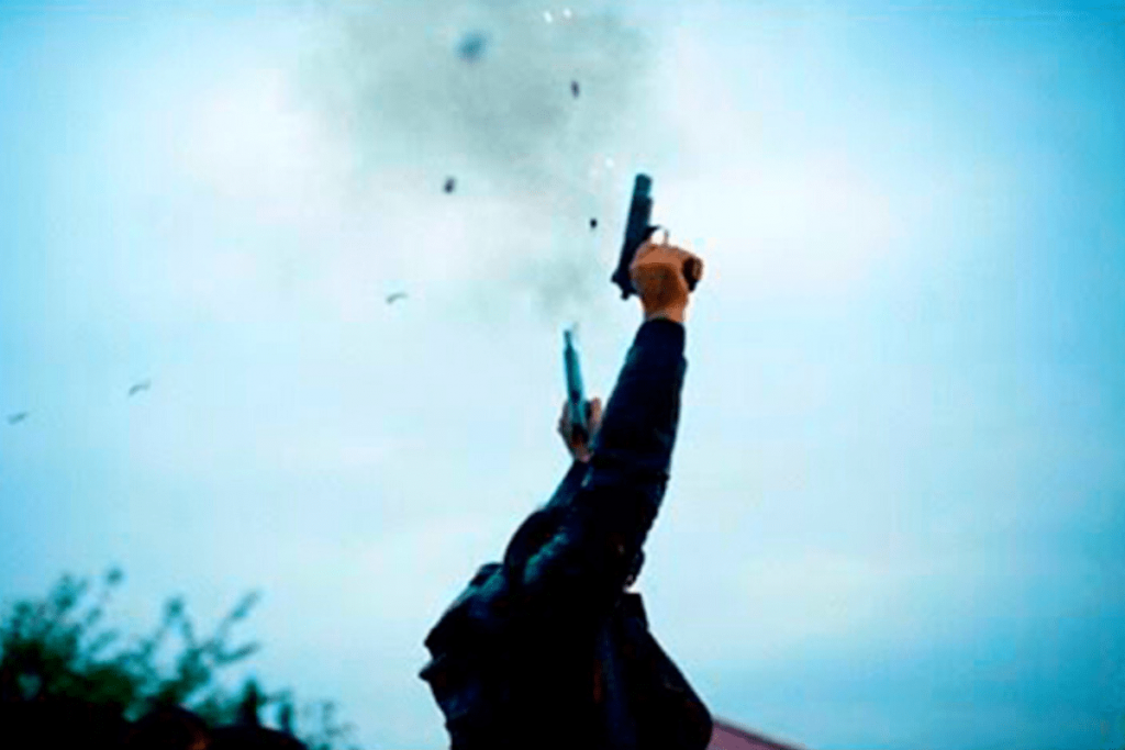 Blank Guns For Sale in Balkans - A Fun & Legal Party Trick